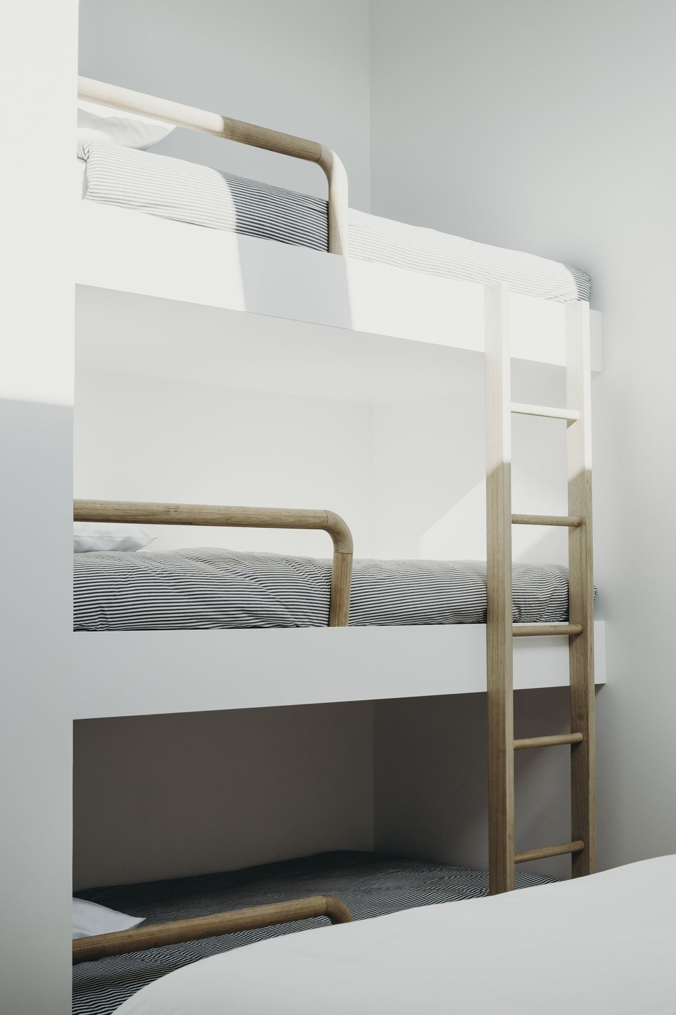 Pin by Beat on Minimalist interiors Bunk beds, Modern