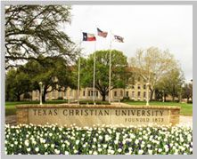 TCU Fort Worth, TX  my home away from home <3