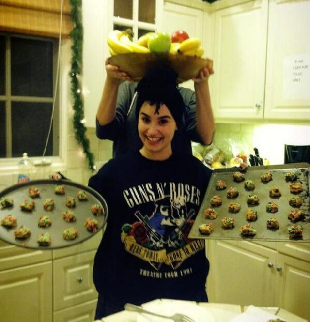 That's our demi :D
