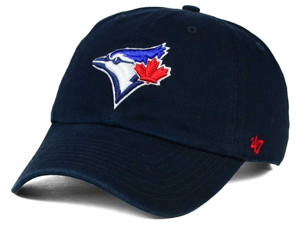 new style f4787 4e537 ... where can i buy toronto blue jays 47 mlb core 47 clean up cap eef4b  75f39