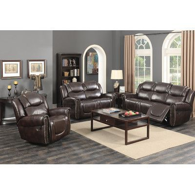 Living In Style Castrol Configurable Living Room Set
