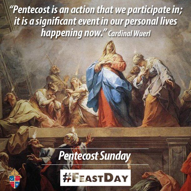 Pause Today And Reflect On The Marvelous Gift Of The Holy Spirit Pentecost Feastday Jesus Book Pentecost Jesus Is Alive