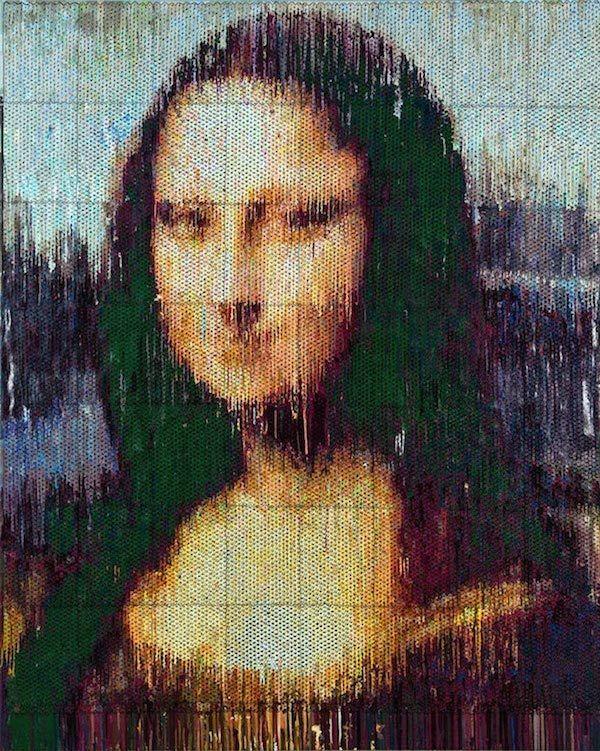 double bubble Mona