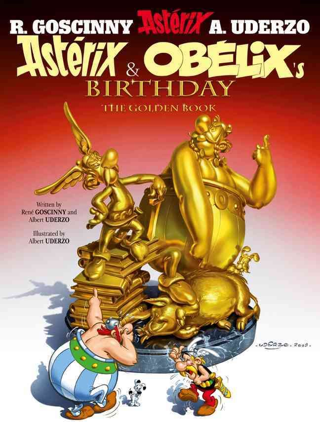 Asterix & Obelix's Birthday: The Golden Book