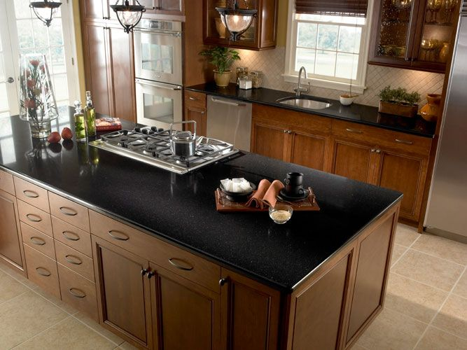 Best 25+ Black Kitchen Countertops Ideas On Pinterest