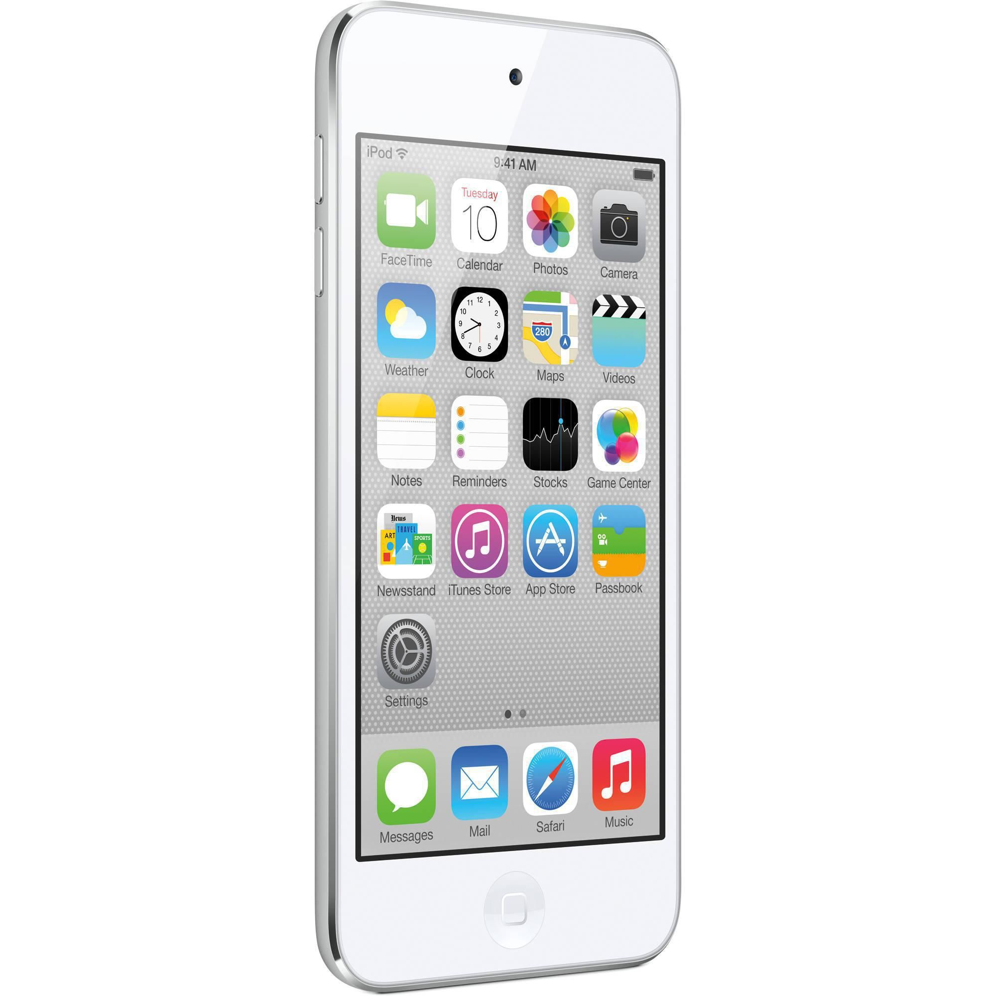 6th Generation Newest Model Apple iPod Touch 64GB Silver