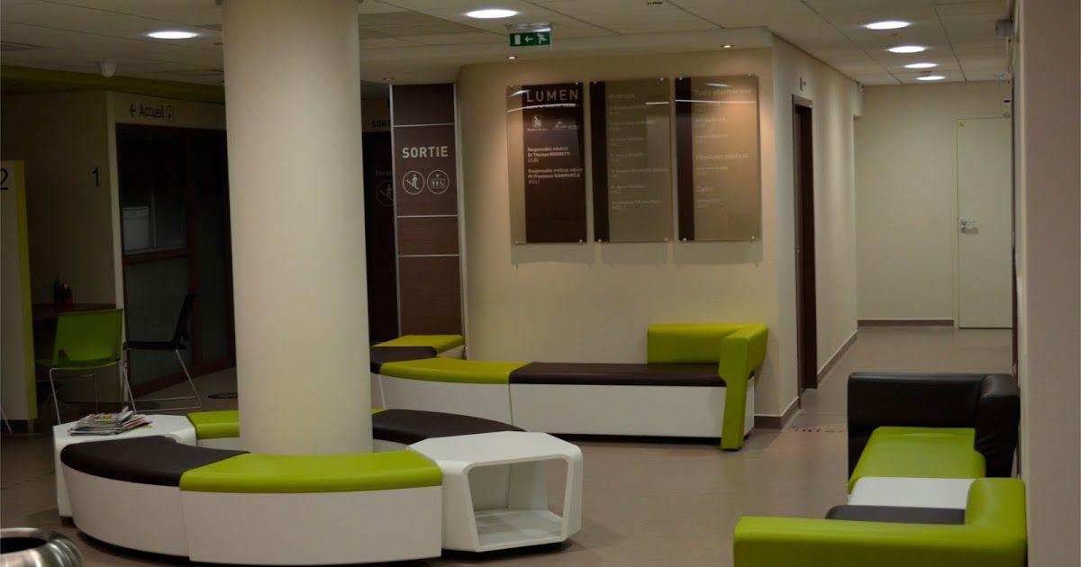 Rhone Alpes Signaletique Interieure Lumen Lyon Salle D Attente Salle D Attente Bureau Design Services De Sante
