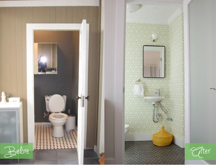 We Started With A Small Split Bathroom In Bernal Heights That Was Best Before And After Small Bathrooms Design Inspiration