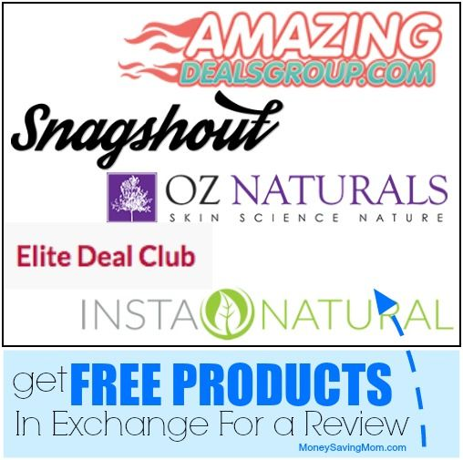 How to get free beauty products to review