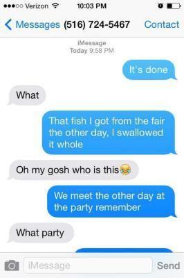 message random people