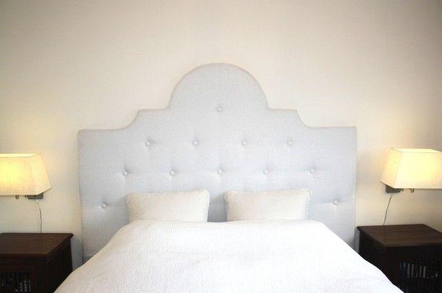 101 Woonideeen Slaapkamer : Romantisch hoofdbord maken woonideeën bed