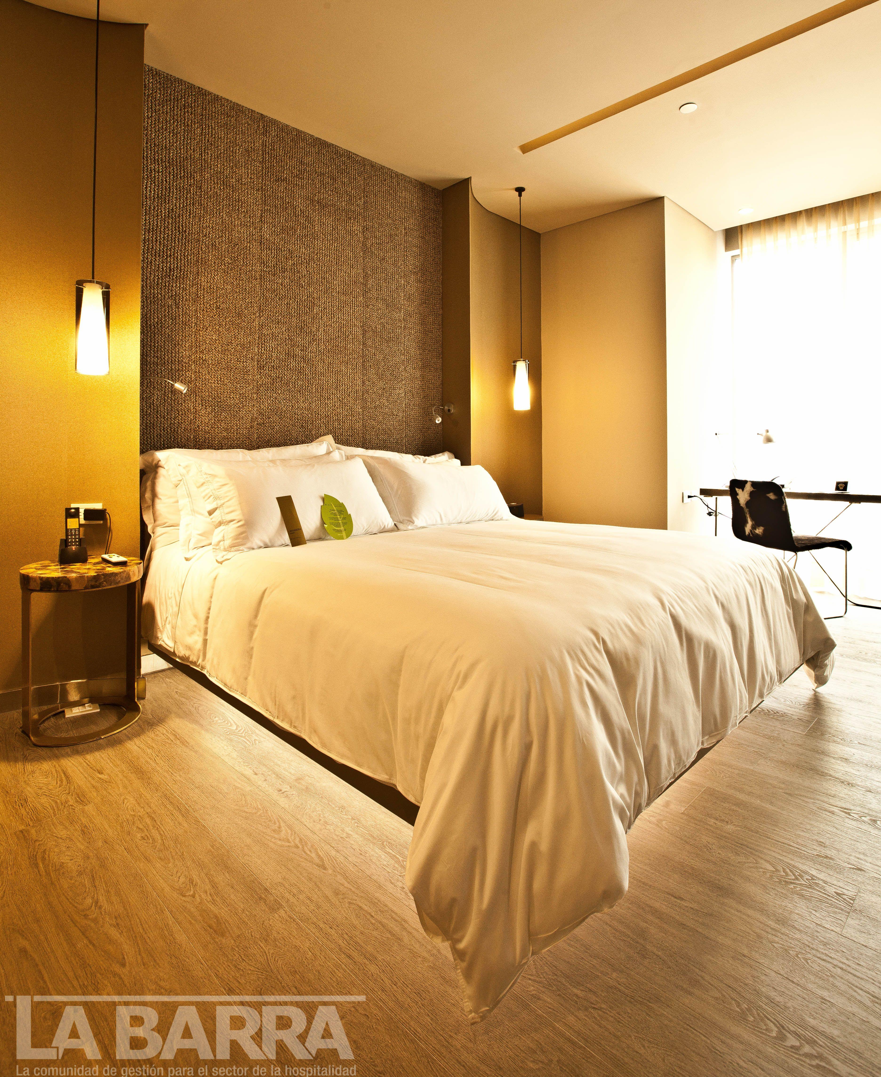 B.O.G Hotel, primer hotel de diseño en Colombia http://ow.ly/eR7AW