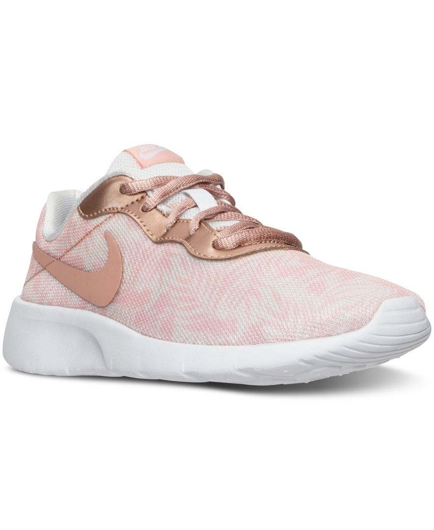 nike girls tanjun