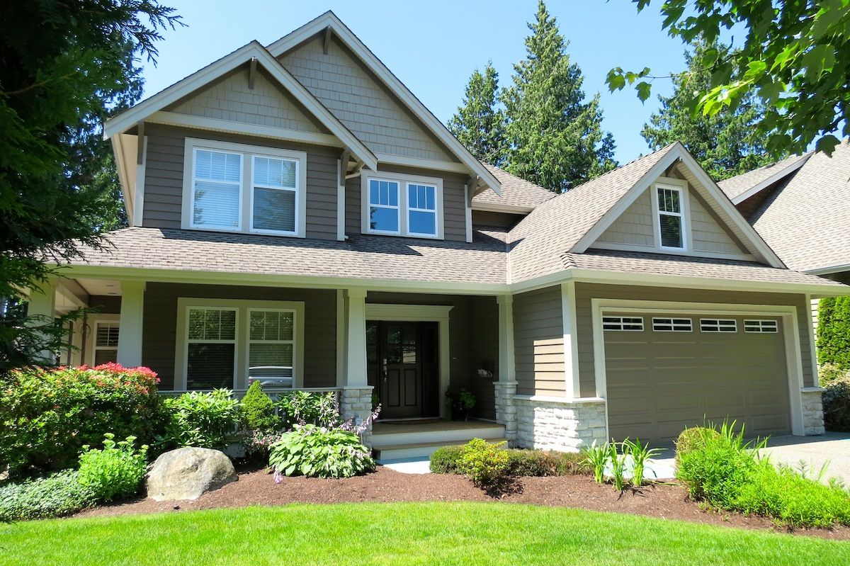 Warline Painting Gallery Vancouver Painting Estimate House Exterior House Paint Exterior Best Exterior House Paint