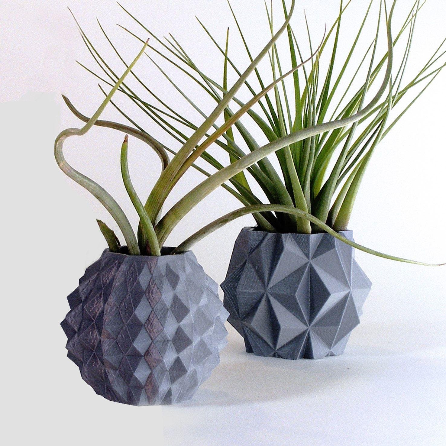 Mignon Mini Plastique Pot de Fleur Plante Grasse Fleurs pour Home Office Decor