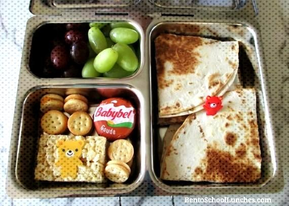 Quesadilla Lunches with An Easy Kid Friendly Recipe ,  Quesadilla Lunches with An Easy Kid Friendly