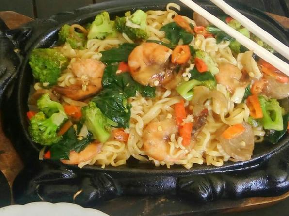 Resep Mie Hotplate Oleh Arini Febrianita Resep Resep Resep Masakan Resep Makanan Penutup