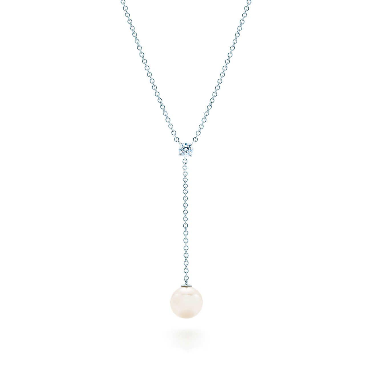 Tiffany signature drop pendant tiffany pendants and drop tiffany signature drop pendant mozeypictures Gallery