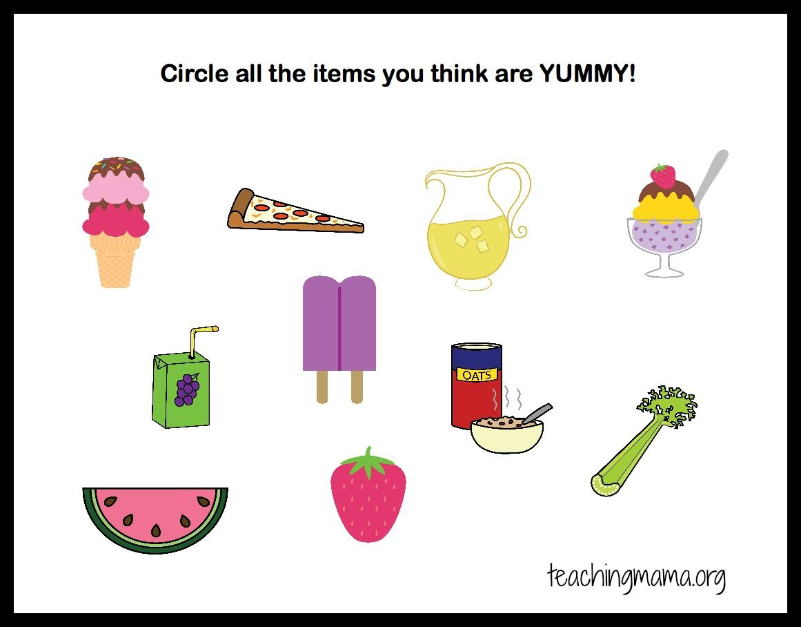 Y Is For Yum Letter Y Printables With Images