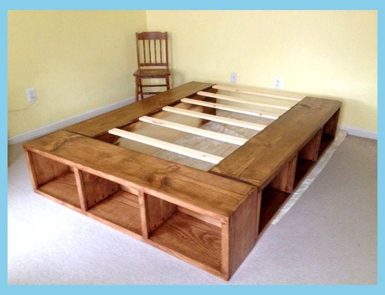 Diy Bedroom Furniture Diy Bed Frame Ideas Bed Frame With