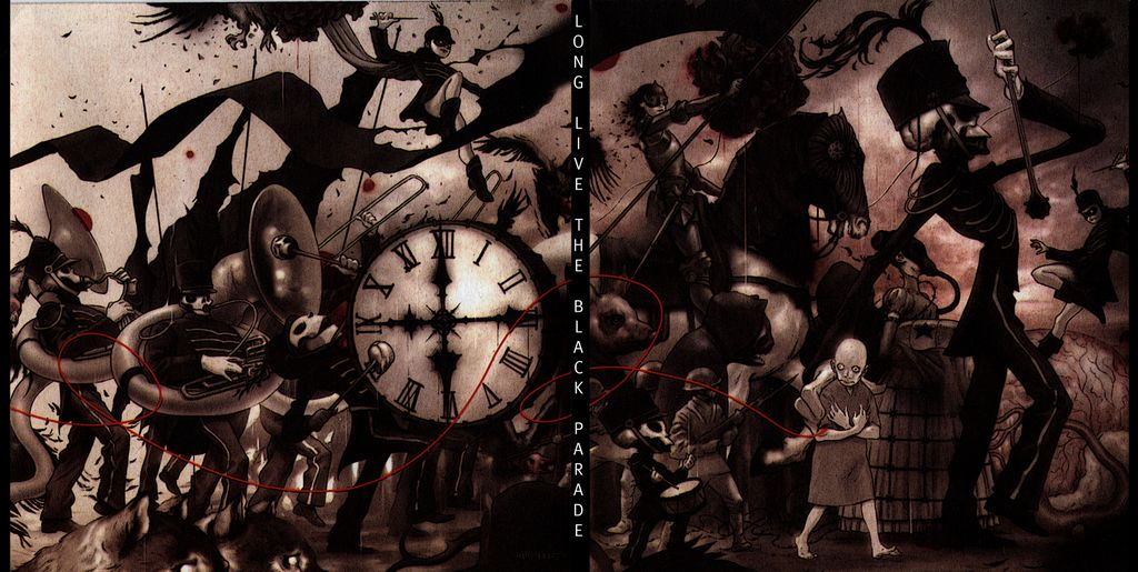 my chemical romance black parade album download