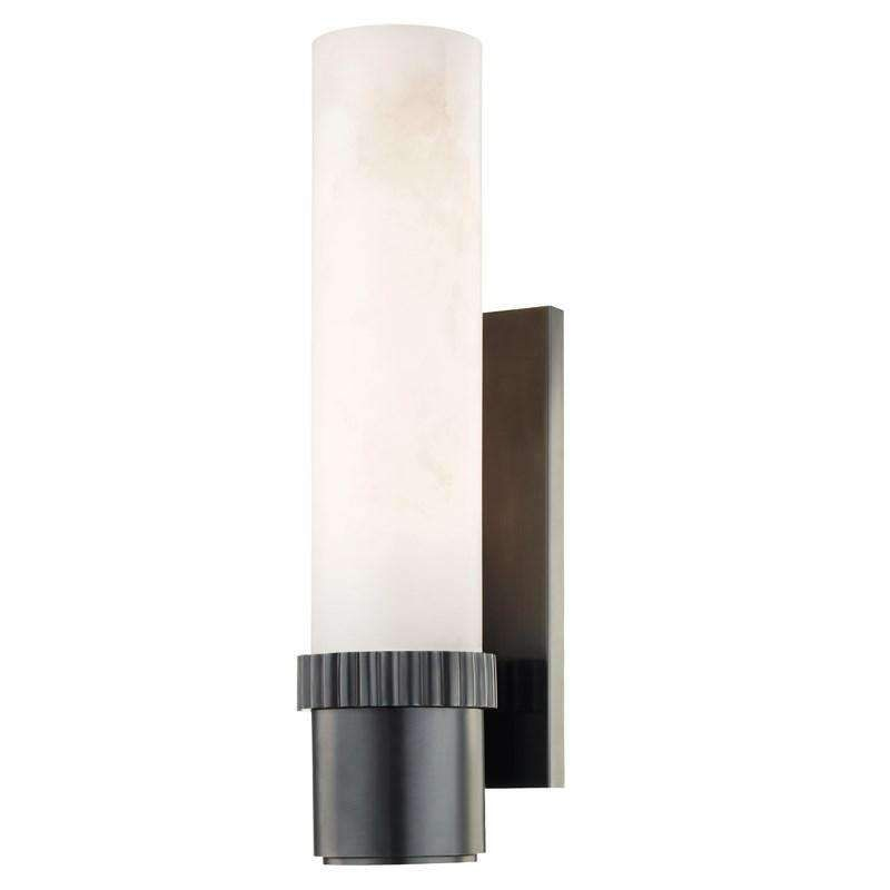 Argon 1 Light Wall Sconce Old Bronze Hudson Valley Lighting Sconces Wall Sconce Lighting