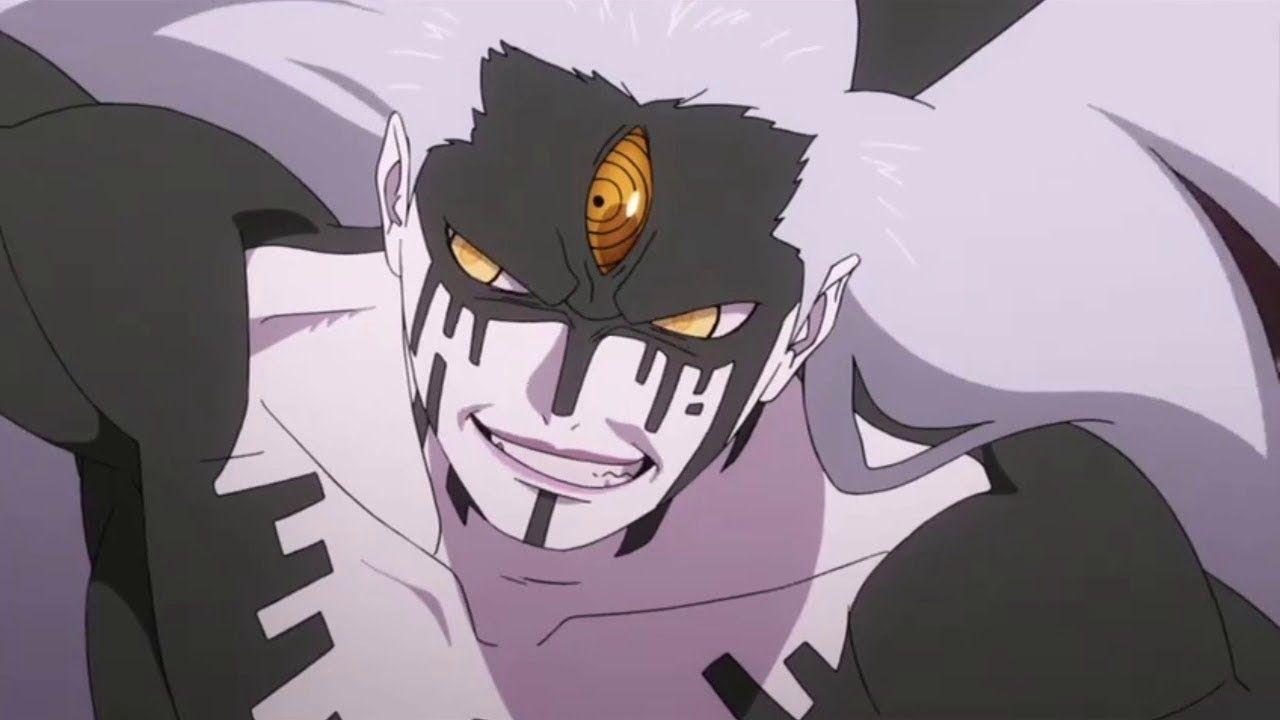 Naruto & Sasuke vs  Momoshiki | English Sub | Boruto Episode
