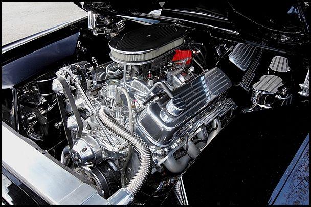 S165 1962 Chevrolet Nova Custom Roadster 540 CI, Art Morrison Chassis Photo 6