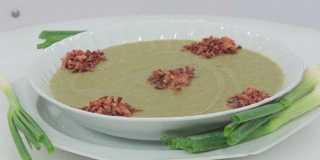 Cbc Sofra طريقة تحضير بصارة الشيف شربيني Recipe Food Recipes Desserts