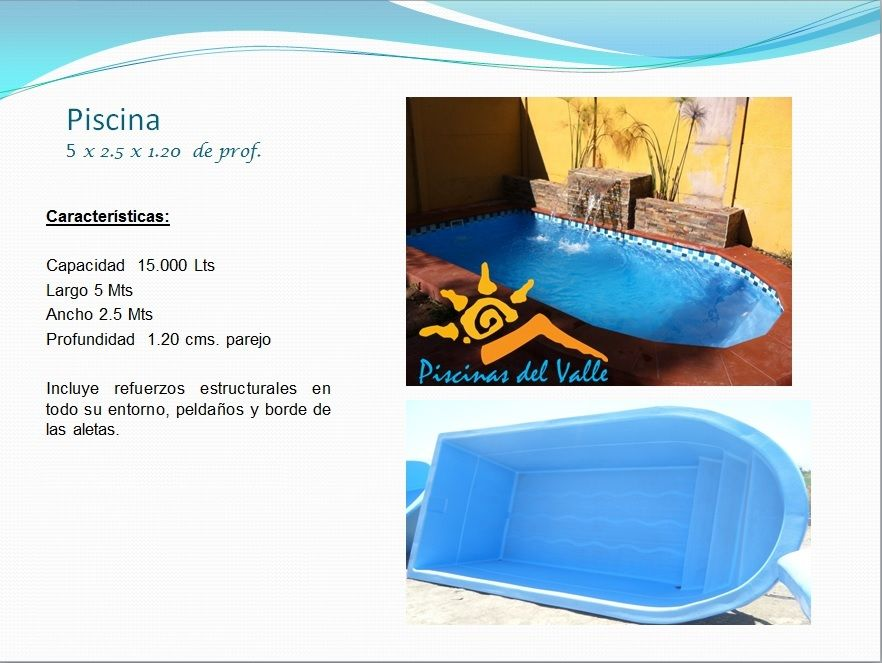 piscinas de fibra de vidrio mejores precios instalacion y equipamiento de piscinas - Piscinas De Fibra Precios