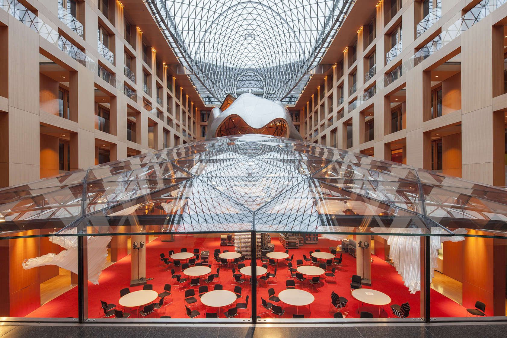 Dz Bank Berlin Berlin Gehry Banks Building