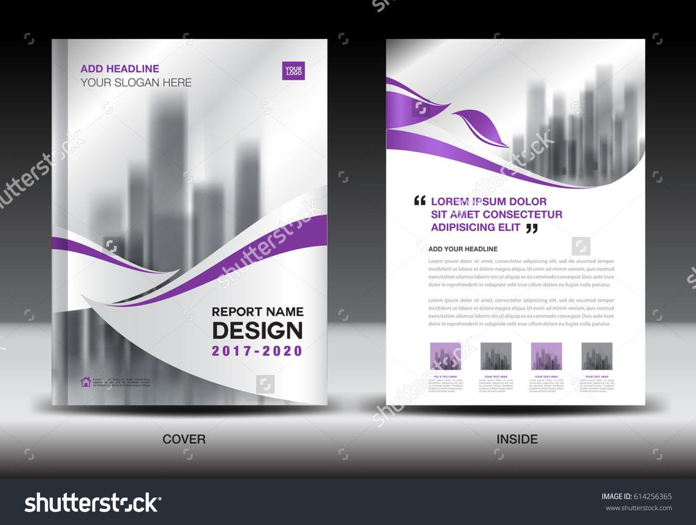 Annual report brochure flyer template purple cover design business annual report brochure flyer template purple cover design business newsletter book spiritdancerdesigns Images