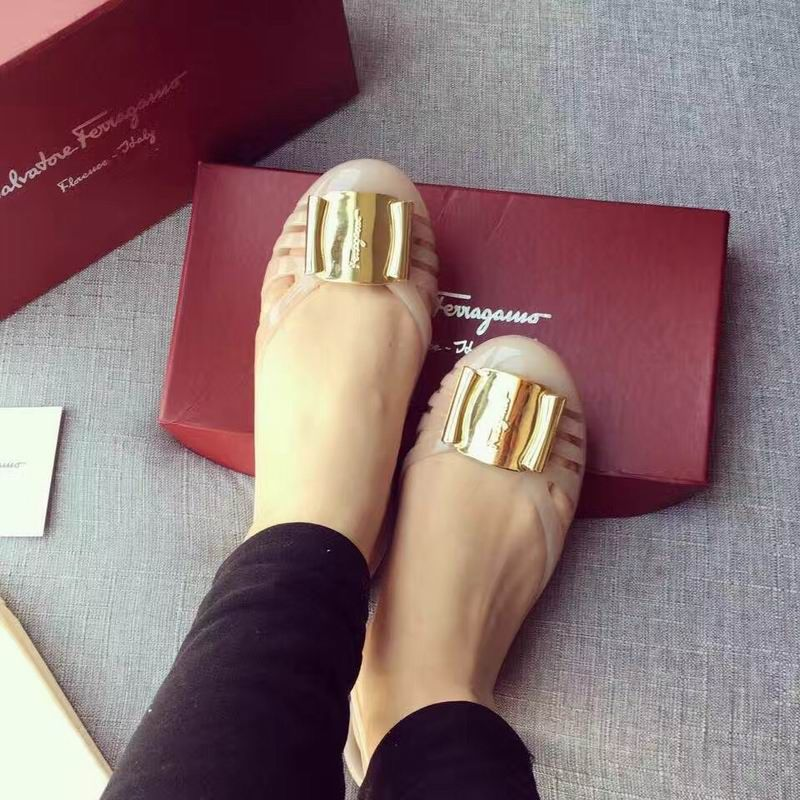 Cheap Salvatore Ferragamo Flat Shoes