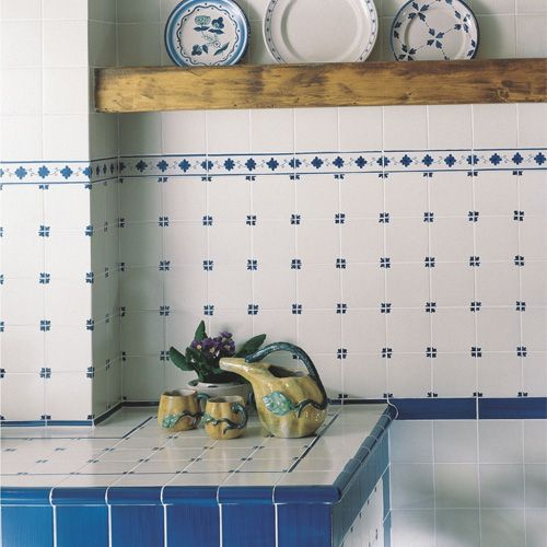 Risultati immagini per cucine in ceramica di vietri | Ispirazioni ...