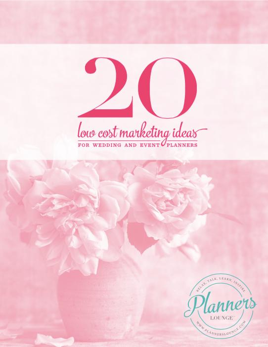 Friday Favorites Pinterest Wedding planner resources