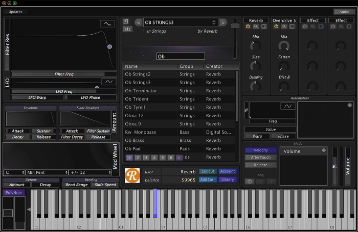 Synthesizer software free download | Freeware Synths  2019-04-08