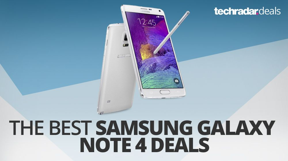 The best Samsung Galaxy Note 4 deals for Christmas 2016