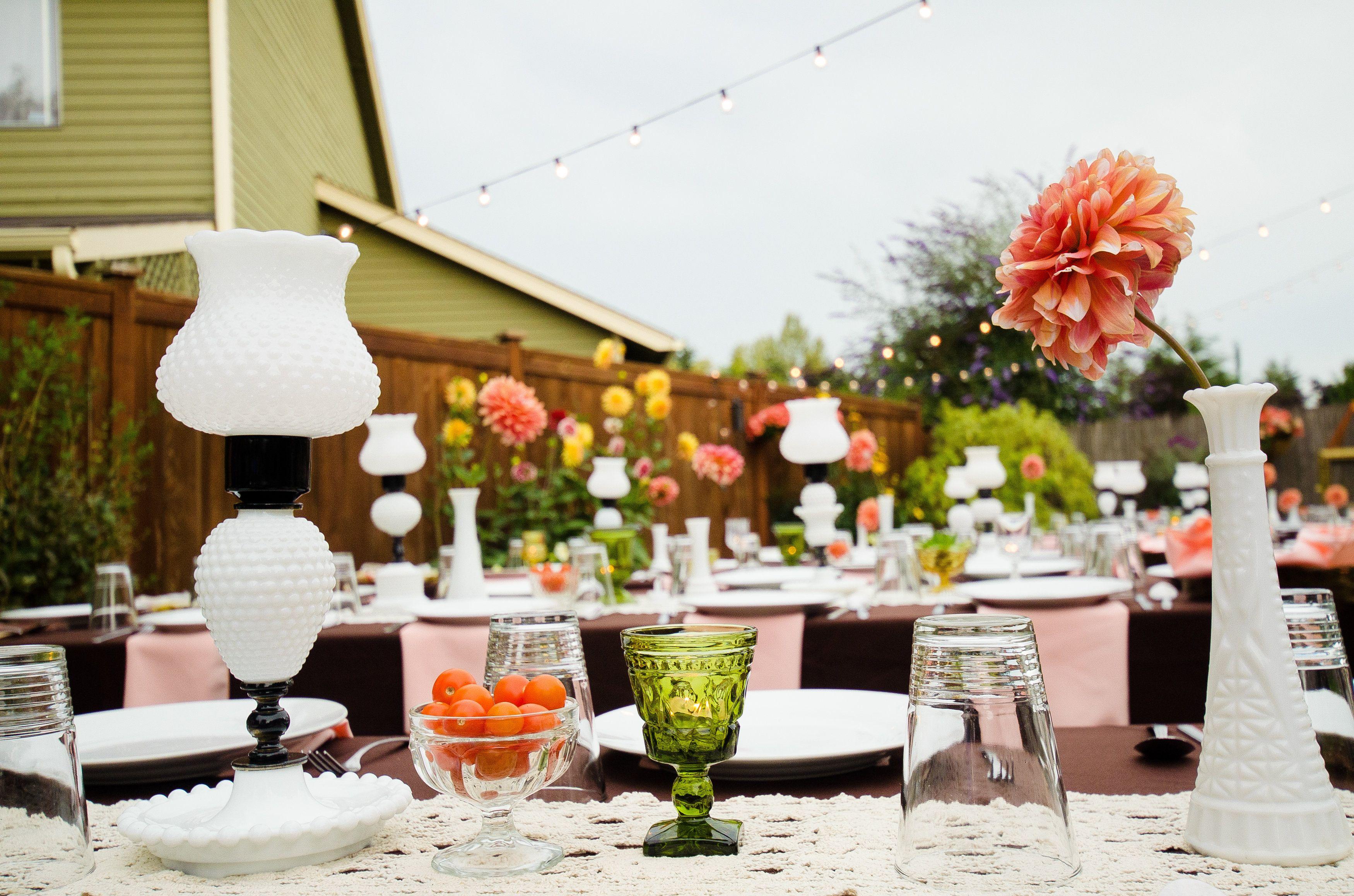 backyard wedding   Backyard wedding, Fun wedding, Diy wedding