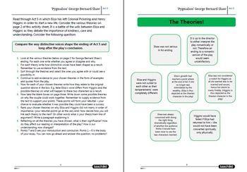 Essay on speech analysis