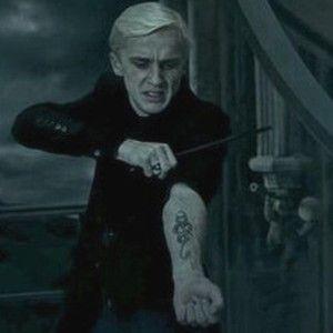 Draco Reveling The Dark Mark Tatuagens Harry Tatuagens Harry Potter Harry Potter