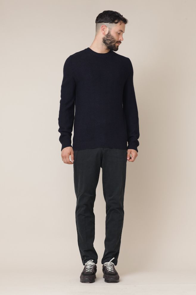A.P.C. 80s Pullover (Navy)