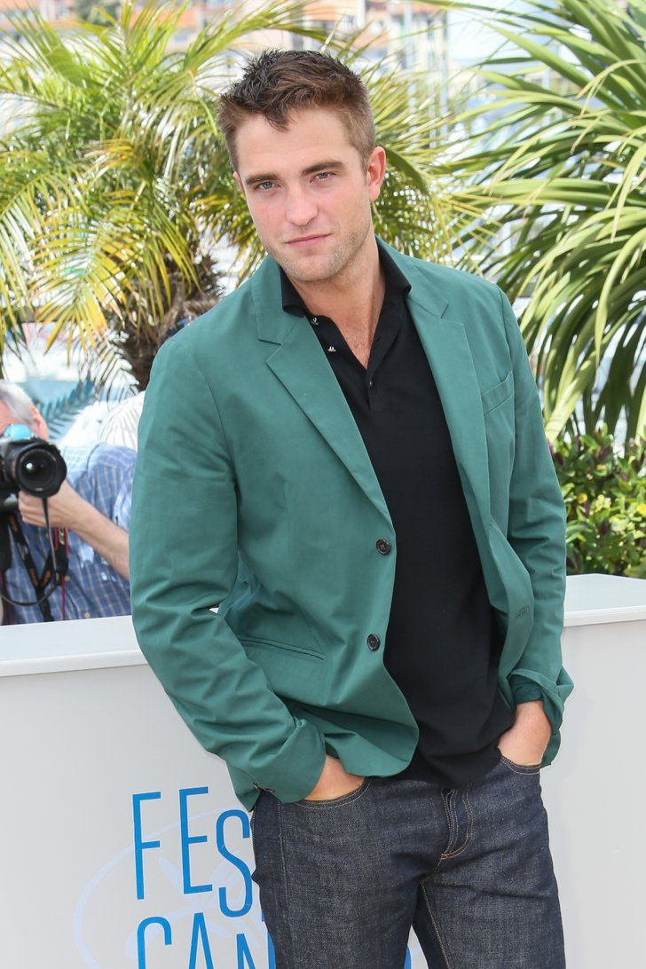 Pin For Later The Most Stunning Snaps From Cannes Robert Pattinsons Sexy Look Popped Among The Palm Trees
