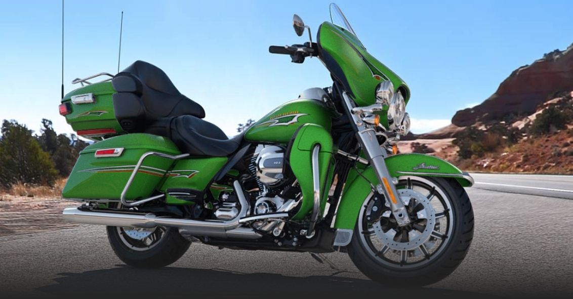 Behold the 2015 Harley-Davidson Ultra Limited & Low [Photo