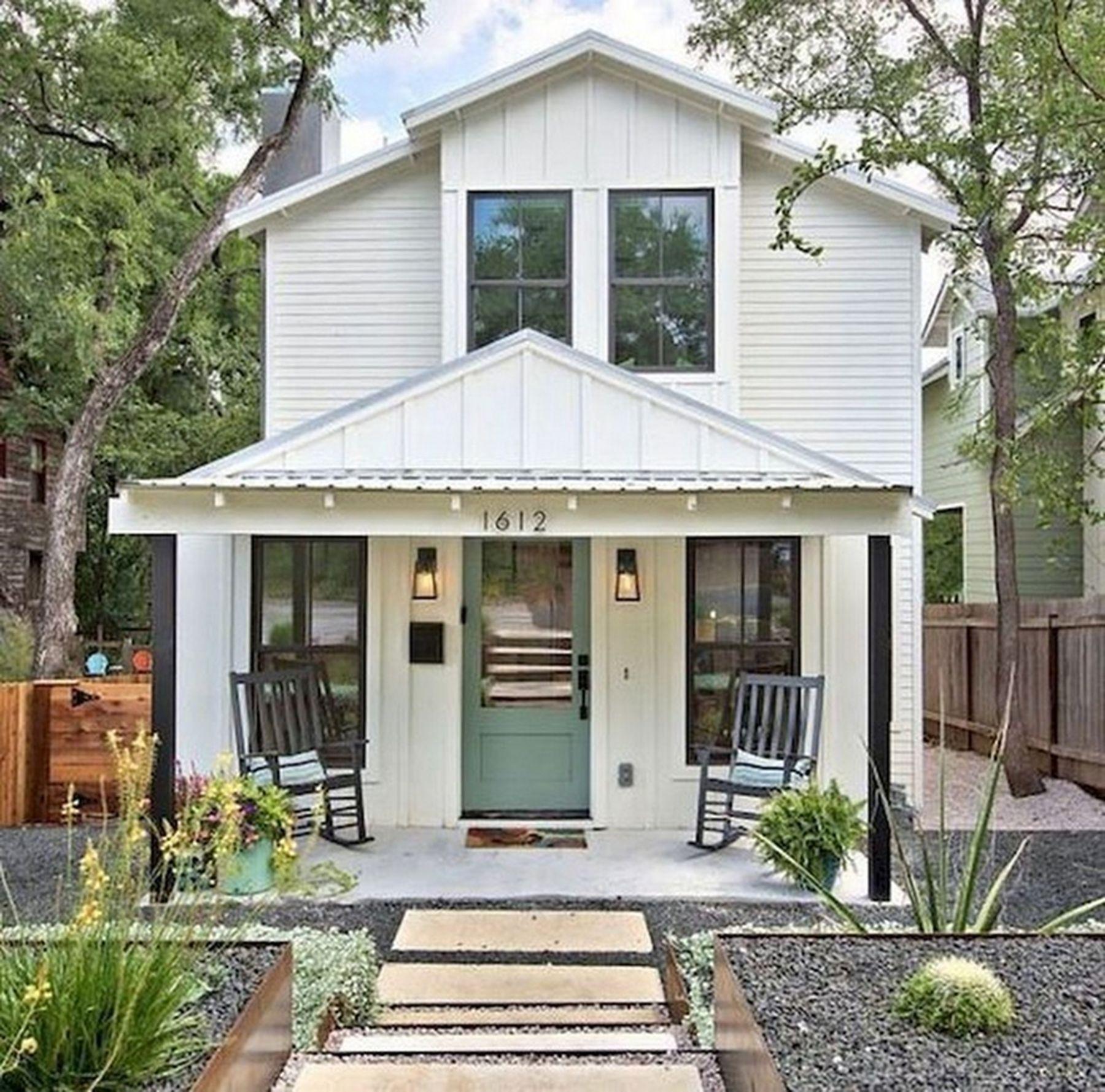 10 beautiful tiny house design ideas for your inspiration on beautiful modern farmhouse trending exterior design ideas id=21166