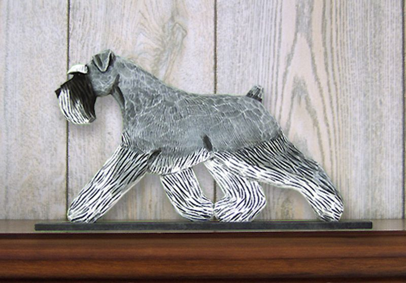 These dog figurine toppers are cast from an original wood carving making them of the highest quality you can find in the dog gifts industry. They make a great display to show your affection for your dog breed. You can sit them on a shelf or mantle to display the breed as a figurine or …