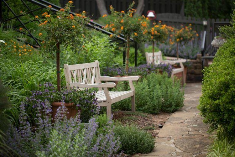 garten ideen gestaltung design wirkung, terrasse et jardin en 105 photos fascinantes pour vous! | pinterest, Design ideen