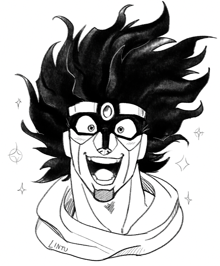 Lintu S Special Delivery Star Platinum Is Absolutely The Cutest Stand He S Jojo S Bizarre Adventure Anime Jojo Anime Jojo Bizzare Adventure