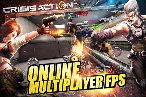 Download Crisis Action eSports FPS Mod Apk Data Cool
