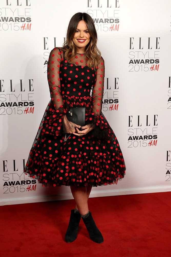 ELLE Style Awards 2015: Celebrity Red Carpet Fashion | Fashion, Trends, Beauty Tips & Celebrity Style Magazine | ELLE UK