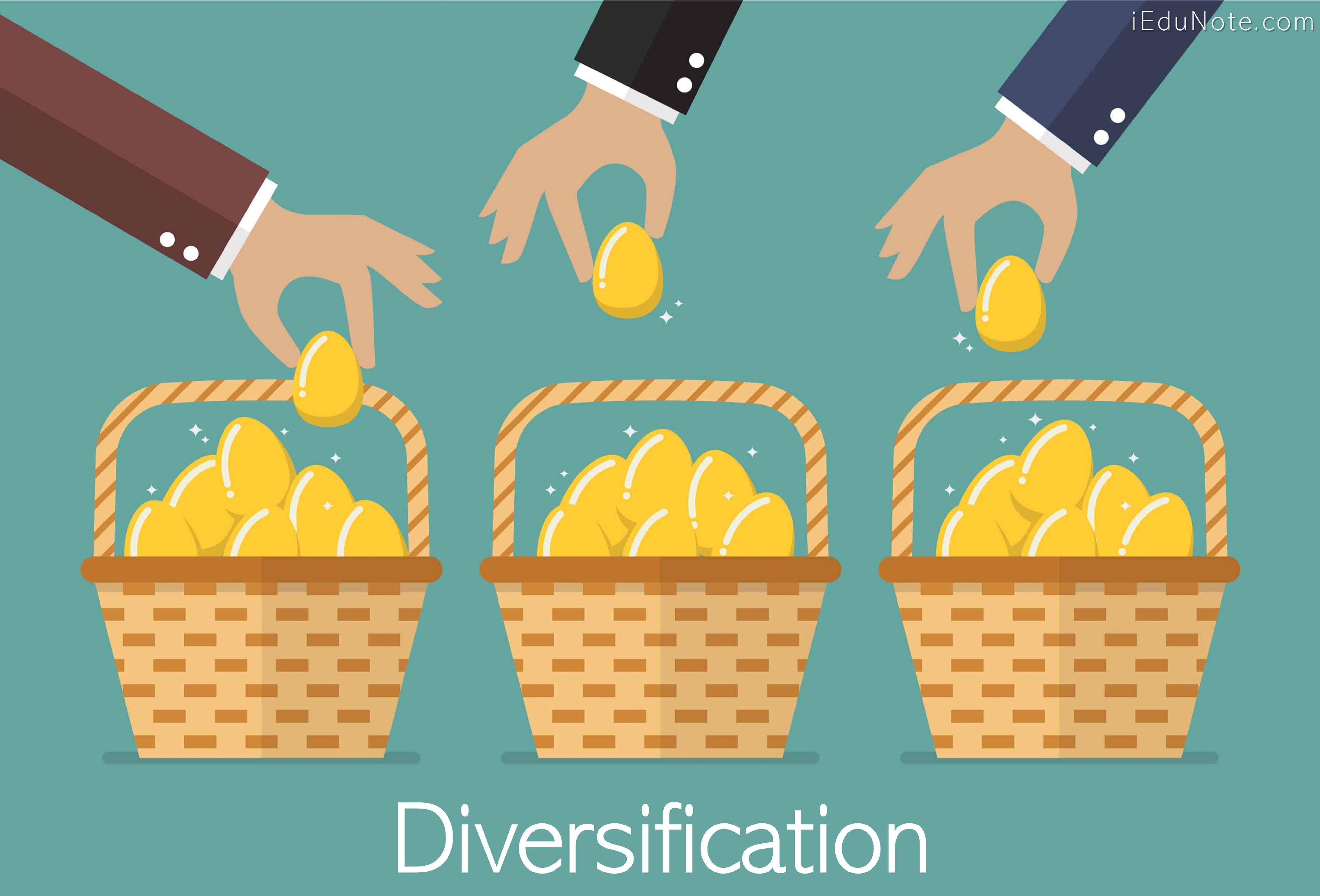 Diversification Definition, Levels, Strategy, Risks
